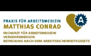 Logo von Praxis für Arbeitsmedizin Matthias Conrad