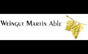 Logo von Able Martin Weingut