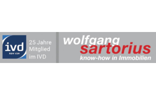 Logo von Sartorius Immobilien Diplom Kfm. Wolfgang Sartorius
