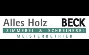 Logo von Alles Holz - Firma Beck