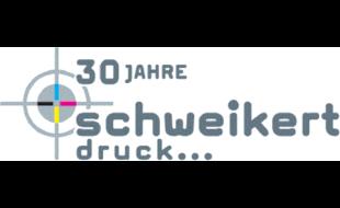 Logo von Druckerei Schweikert