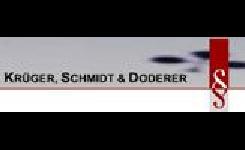 Logo von Anwaltskanzlei Krüger, Schmidt & Doderer