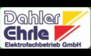 Logo von Dahler & Ehrle Elektrofachbetrieb GmbH