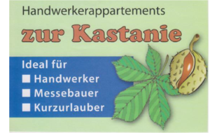 Appartements - Pension zur Kastanie