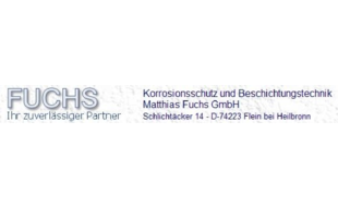 Logo von Fuchs Matthias GmbH