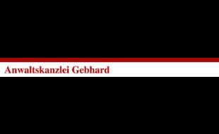 Logo von Anwaltskanzlei Gebhard