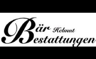 Logo von Bär Helmut Bestattungen
