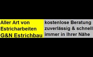 Aller Art von Estricharbeiten G&N Estrichbau Filiale Reutlingen