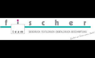 Logo von Fischer-Team, alles aus einer Hand