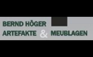 BERND HÖGER ARTEFAKTE & MEUBLADEN
