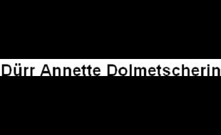 Logo von Dürr Annette Dipl.- Dolm.