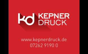 Logo von Kepnerdruck Druckerei + Verlag GmbH