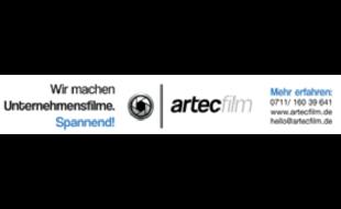 Logo von artecfilm GmbH