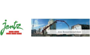 Logo von Jentz & Jentz Bau GmbH