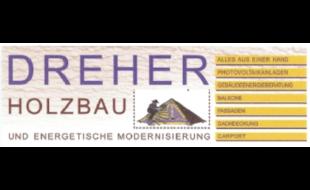 Logo von Holger Dreher - Holzbau