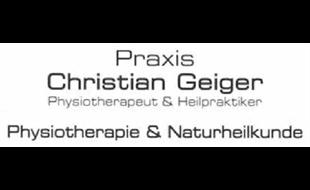 Logo von Geiger Christian Physiotherapie & Naturheilkunde