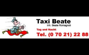 Logo von TAXI BEATE