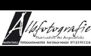 Logo von Albfotografie Martin Fehrle