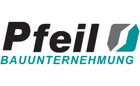 Logo von Pfeil Bauunternehmen