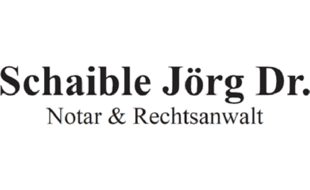 Dr. Schaible Jörg, Notar & Rechtsanwalt
