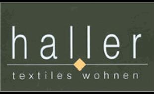 Logo von Haller Textiles Wohnen