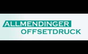 Logo von Allmendinger Druckerei