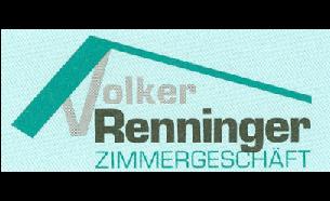 Bild zu Renninger Volker Zimmergeschäft in Ditzingen