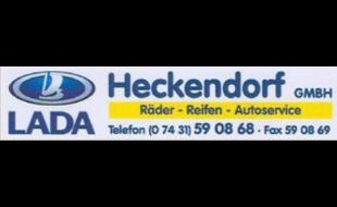 Logo von Heckendorf GmbH Kfz-Service-Räder-Reifen-Bremsen