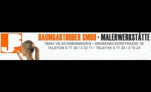 Bild zu Baumgarthuber GmbH in Villingen Schwenningen