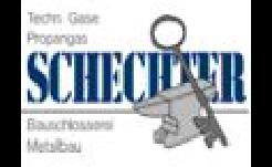 Logo von SCHECHTER Bauschlosserei - Metallbau