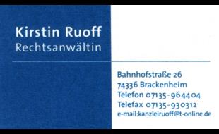 Bild zu Ruoff Kirstin in Meimsheim Gemeinde Brackenheim