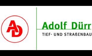 Baugeschäft Adolf Dürr GmbH & Co. TIEF- UND STRAßENBAU
