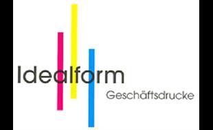 Logo von Idealform Geschäftsdrucke