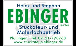 Bild zu Ebinger Heinz und Stephan in Pfullingen