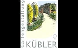 Logo von Kübler Gartenbau