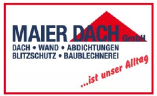 Bild zu Bedachungen Maier Dach GmbH in Stuttgart