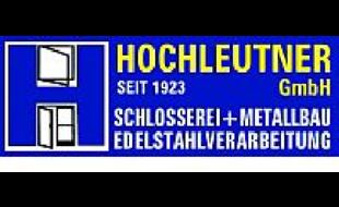 Logo von Hochleutner GmbH Schlosserei + Metallbau + Edelstahlverarbeitung