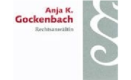Logo von Anwaltskanzlei GOCKENBACH ANJA K.