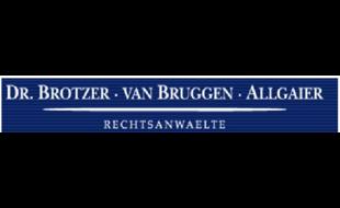 Dr. Brotzer, van Bruggen, Allgaier