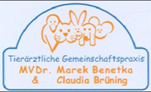Logo von Benetka Marek MV Dr. & Brüning Claudia, Tierärztliche Gemeinschaftspraxis