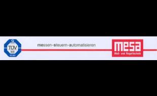Logo von MESA Mess- und Regeltechnik Vertriebs- und Service GmbH