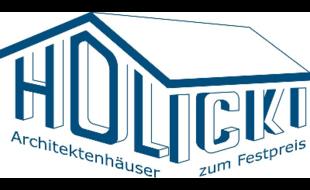 Logo von Holicki Wohnbau GmbH