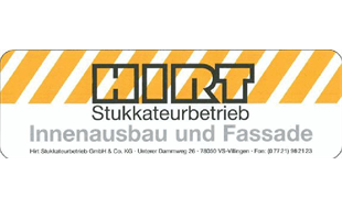 HIRT Stuckateurbetrieb Innenausbau und Fassade
