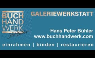 Buchhandwerk Hans Peter Bühler