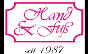 Logo von Hand & Fuß Inh. Philipp Schneider