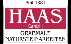 Logo von Haas GmbH Grabmale Natursteinarbeiten