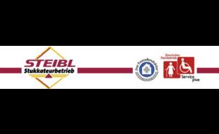 Logo von Steibl Stukkateurmeisterbetr. GmbH