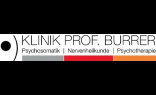 Burrer, Erich W. Prof.Dr.med. Privatpraxis und Privatklinik