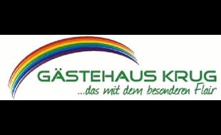 Logo von Gästehaus Krug