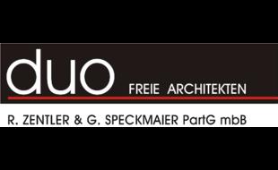 Logo von duo - Freie Architekten R. ZENTLER & G. SPECKMAIER PartG mbB u. G. Speckmaier
